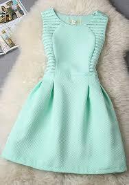 blue plain lace sleeveless slim midi dress pretty dresses