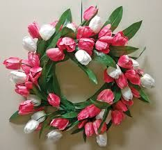 Springtime Wreaths Wreath Workshop St Charles Parks And Recreation