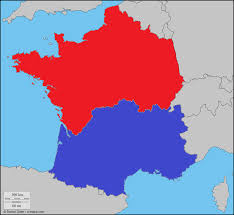 Map Of South France by South France French Brazil Alternative History Fandom
