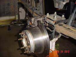 toyota tacoma brake upgrade rear disk brake conversion pt 1 pirate4x4 com 4x4 and road
