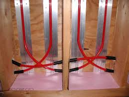 pex floor radiant heat installing pex underfloor radiant heating