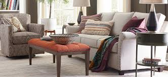 living room sofas on sale fabric sofas and couches by bassett home furnishings