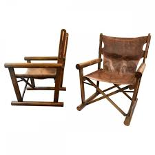 Directors Folding Chair A Pair Of Folding Directors Chairs By Sergio Rodrigues 1960s 64984