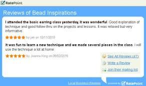 Bead Jewelry Making Classes - classes
