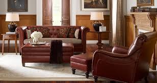 stickley audi co fine furniture since 1900 maitland leather sofa