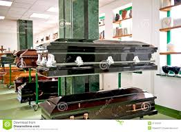 black casket black casket royalty free stock photography image 21761087