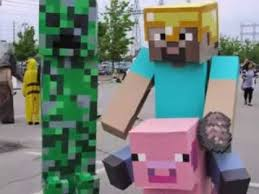 minecraft costume awesome 5 coolest minecraft costumes