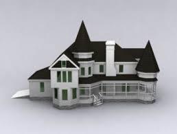 download free 3d models of modern architecture 3d model download