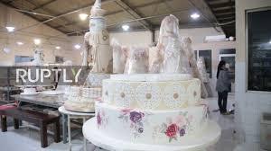 wedding cake indonesia indonesia bakery preps disney inspired castle cake for