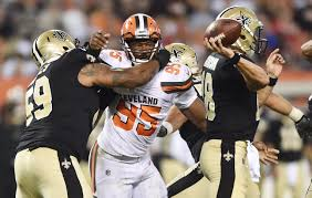 recap cleveland browns training camp aug 14 wkyc com