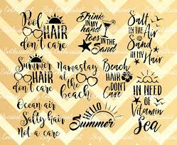 travel sayings images Summer bundle svg summer sayings svg beach sea svg travel jpg