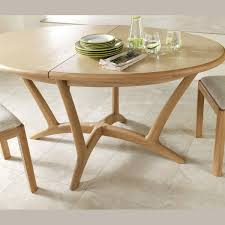 Oslo Coffee Table Light Oak Oval Extending 210cm Dining Table