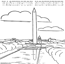 united states coloring page 8844