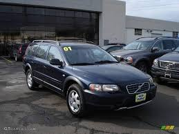 2001 volvo xc70 blue images reverse search