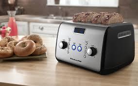 Kitchenaid 4 Slice Toaster Red Toasters 2 U0026 4 Slice Toasters Kitchenaid