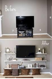 the 25 best floating shelves for tv ideas on pinterest floating