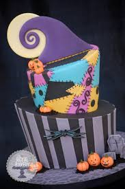 nightmare before halloween birthday cake photos a nightmare before christmas birthday cake