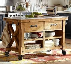 Wheeled Kitchen Islands Kitchen Island With Wheels Kitchen Islands On Casters Foter