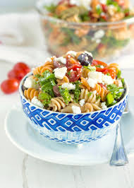 Pasta Salad Recipies by Bruschetta Pasta Salad With Olives And Kale Nourished The Blog