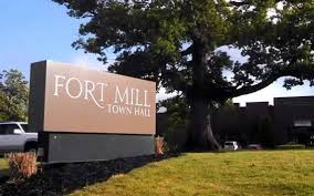 new fort mill town hall opens on tom hall street the herald