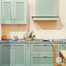 stencils for kitchen cabinets exotic trellis furniture stencils for diy painting royal design