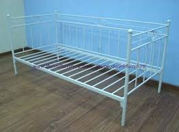 Metal Daybed Frame Metal Daybed Frames White Metal Daybed Frame Canada Uforia