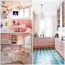colorful valentine u0027s kitchens that will get you in the mood for