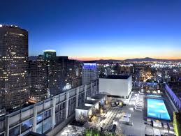 best hotels with a view in los angeles cbs los angeles