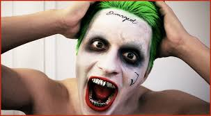 Batman Halloween Makeup by Best Joker Makeup Tutorial From Squad Jared Leto