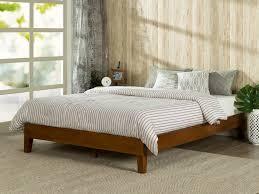 King Platform Bed Ikea Bed Frames Platform Bed Frame Solid Wood King Platform Bed With