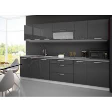 cuisine gris laque cuisine équipée grise laquée cuisine en image