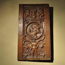 antique carvings uk antique carved oak sculpture