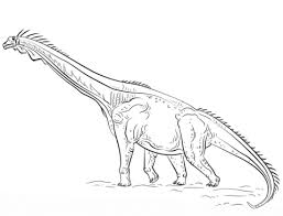 brachiosaurus coloring pages free coloring pages