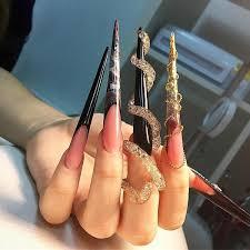 nail design ideas 77 stiletto nails designs ideas for you
