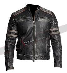 motorbike jackets for sale distressed leather jackets