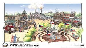 Halloween Theme Park Texas by Grand Texas Theme Park Set To Open On Memorial Day 2015 Abc13 Com