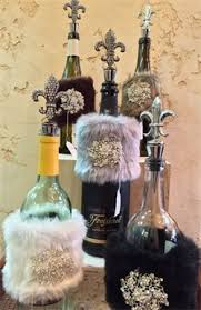 wine bottle wraps knoxgifts new glitx n glam bottle wrap