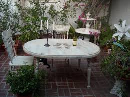 Country Outdoor Furniture by French Country Style Refinished Furniture Eclectic Patio Los
