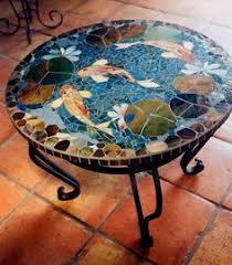 How To Make A Mosaic Table Top Mosaic Table U2026 Pinteres U2026