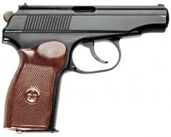 The Makarov PM is a Soviet Union-made semi-automatic pistol.