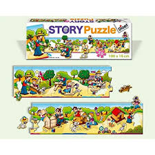 diset story puzzle co uk toys