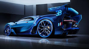 bugatti renaissance concept an exclusive audience with the bugatti vision gt top gear