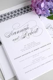 medallion wedding invitation in soft peach u2013 wedding invitations