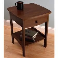 retro nightstand wayfair