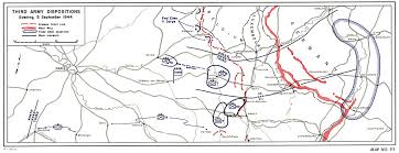 Kaiserslautern Germany Map by Hyperwar Us Army In Wwii The Lorraine Campaign