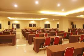 platinum meeting room grand asia hotel makassar comfort like home