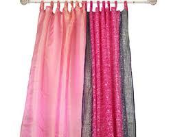 Ballerina Curtains Pink Curtains Etsy