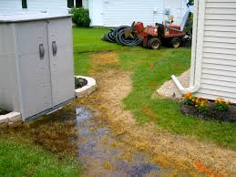 surface water drainage systems with catch basins