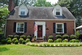 brick cape cod house via blogspot home building plans 54493