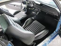 fox mustang seats late model mustang seat mustang monthly magazine